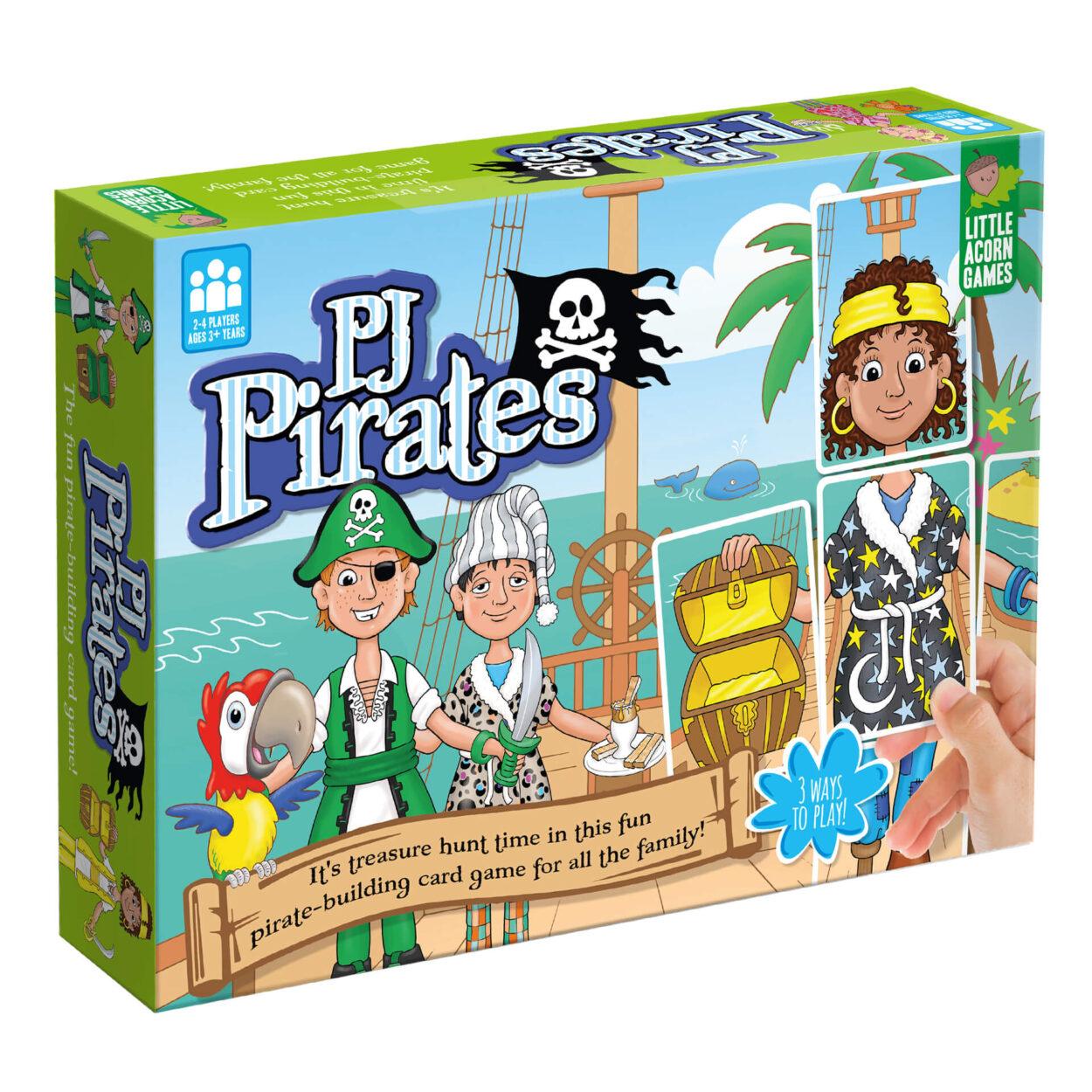PJ Pirates Game
