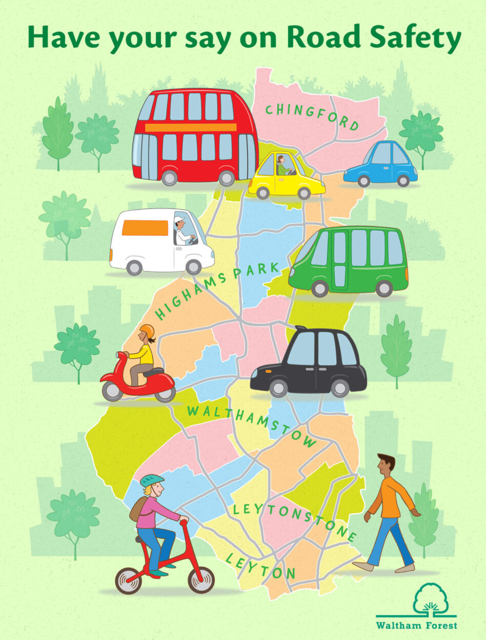 Road Safety Map