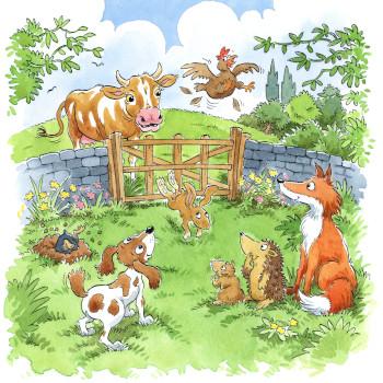 Children's Books Illustrator